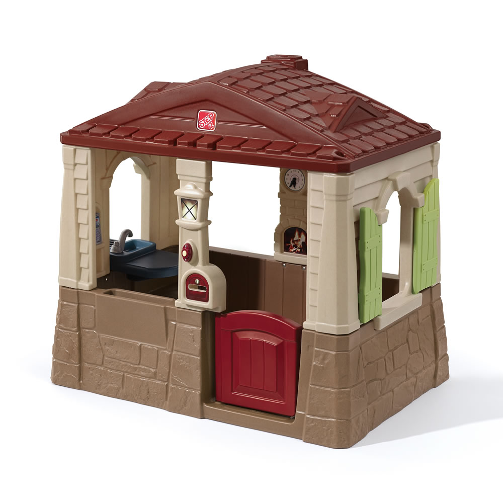 Neat Amp Tidy Cottage Ii Kids Playhouse Step2
