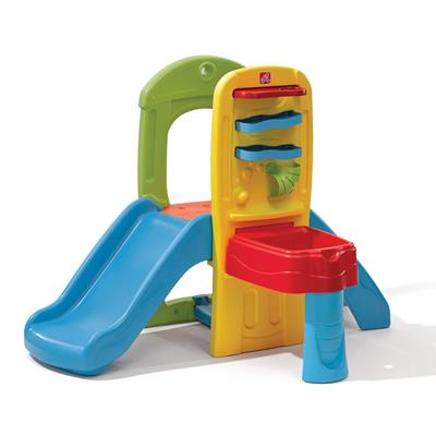 Step2 Play Ball Fun Climber With Slide For Toddlers at Amazon