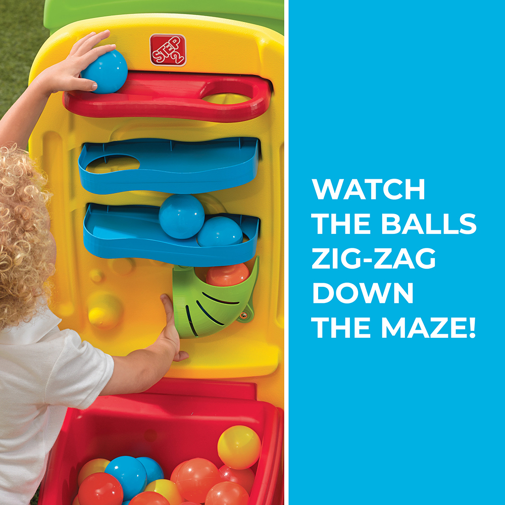 Step 2 Toys For Toddlers : Play ball fun climber kids step