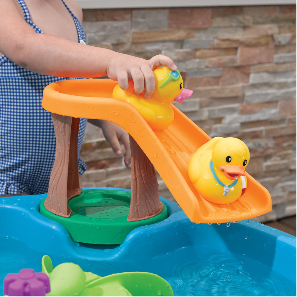 Step2 Duck Pond Water Table duck slide