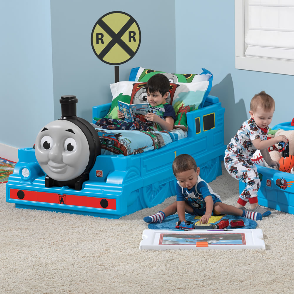Step2 Thomas the Tank Engine Toddler Bed Kids Bed