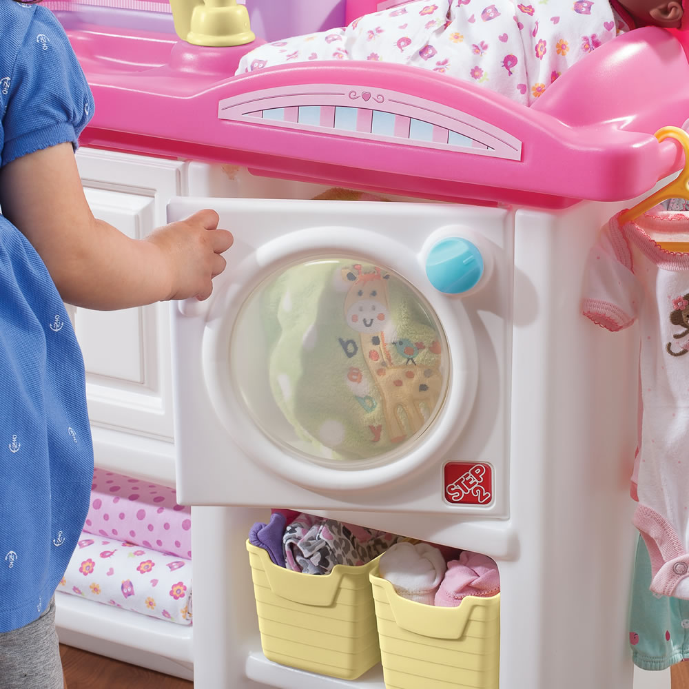 Step2 Love & Care Deluxe Nursery washer