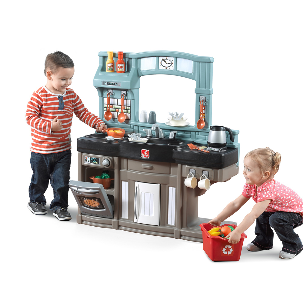 Play Kitchen Best Chefs Kitchen Play Kitchens Step2