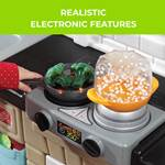 Electronic kitchen features