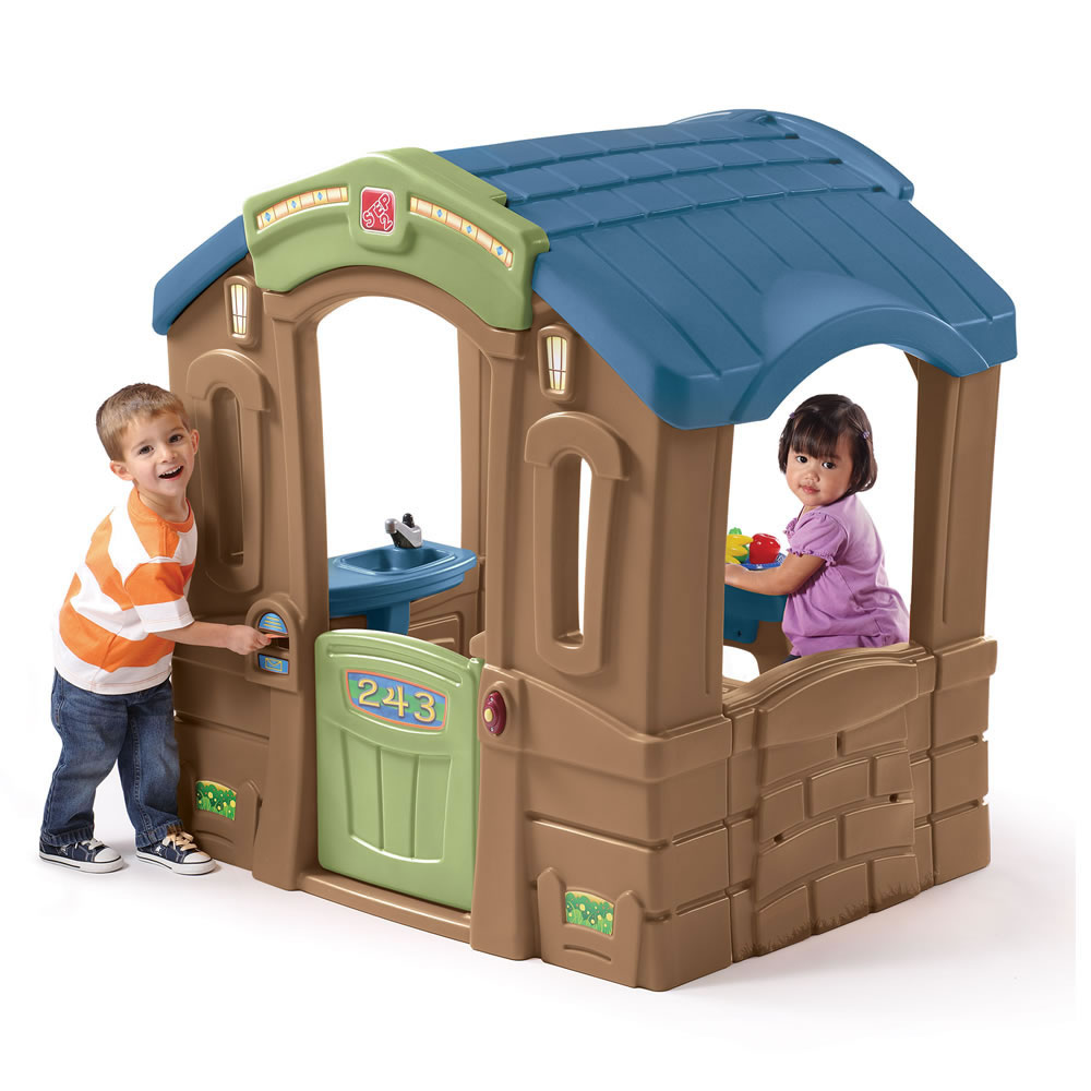 Step2 Outdoor Adventures Combo playhouse