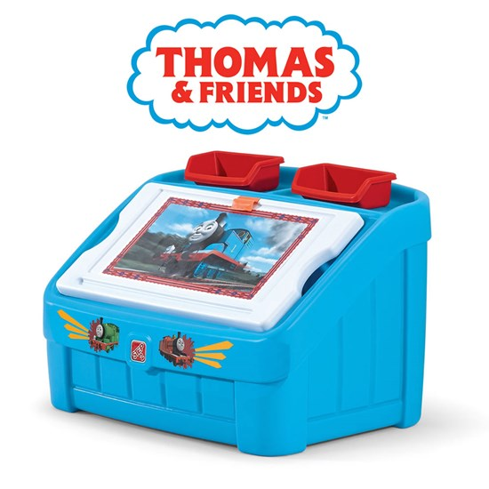 Step2 Thomas The Tank Engine 2-in-1 Toy Box