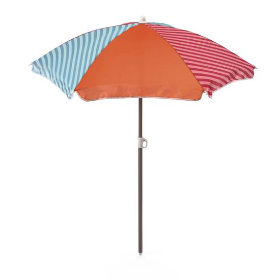 Step2 42 inch Diagonal Stripes Umbrella