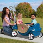 Step2 Easygoing Wagon Blue