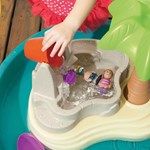 Step2 Splish Splash Seas Water Table hinged bucket