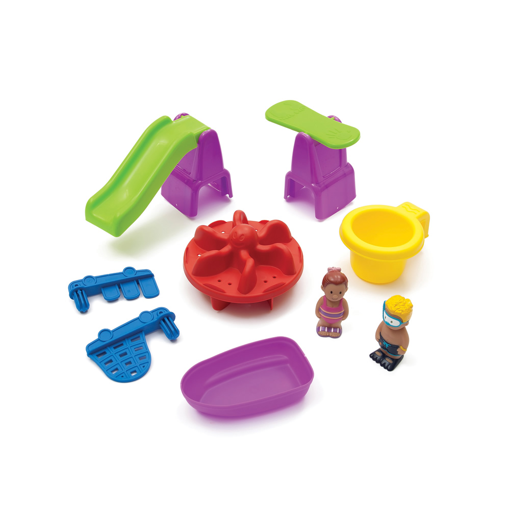 Step2 Splish Splash Seas Water Table accessories
