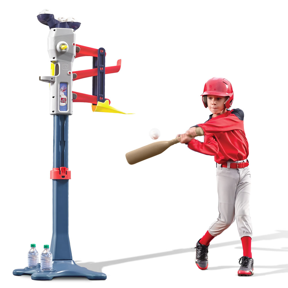 Toys For Trainers : Home run baseball trainer kids sports toy step