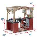 Step2 Grand Walk-In Kitchen