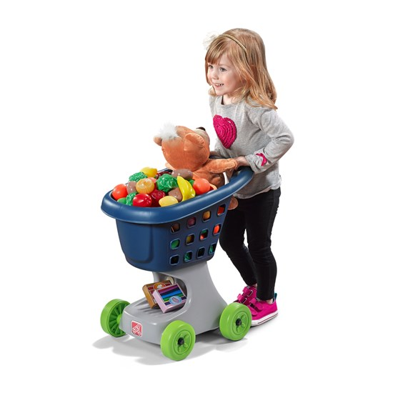 step2 Little Helper's Cart & Shopping Set