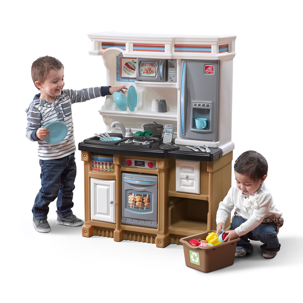 lifestyle custom kitchen | kids play kitchen | step2