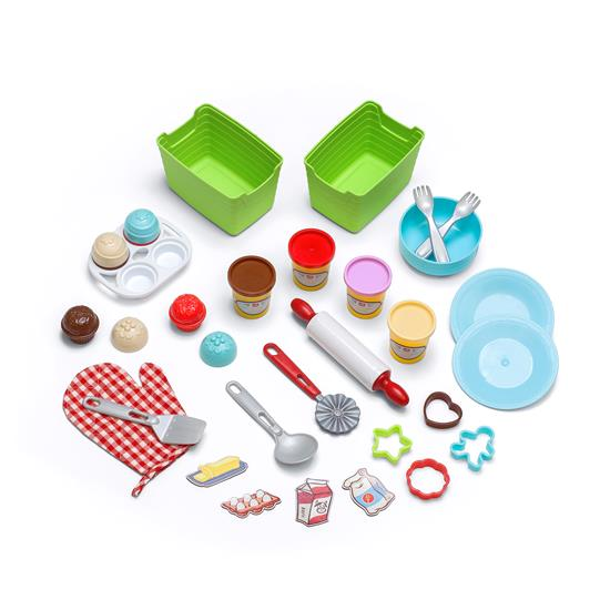 accessories included in Step2 Create and Bake Kitchen