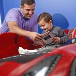 Step2 Corvette Z06 Kids Bed