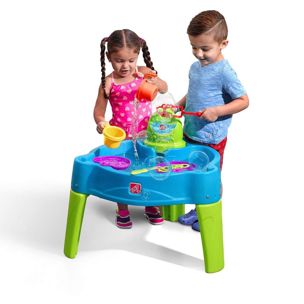 Bubble Splash Water Table
