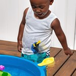 Step2 Finding Dory Swim & Swirl Water Table flipper
