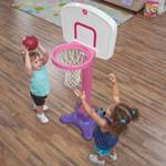 Step2 Shootin' Hoops Junior 42 Inch Basketball Set - Pink top view