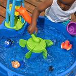 Step2 Finding Dory Whirlin' Waves Water Table whirlpool spinner