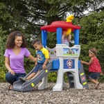 Step2 Paw Patrol Lookout Climber slide
