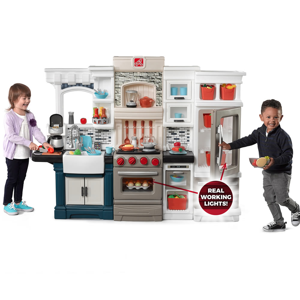 Grand Luxe Kitchen | Kids Play Kitchens | Step2