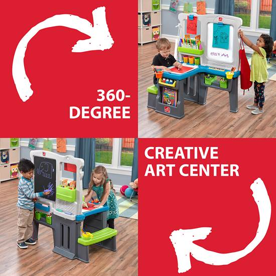 Step2 Great Creations Art Center easel