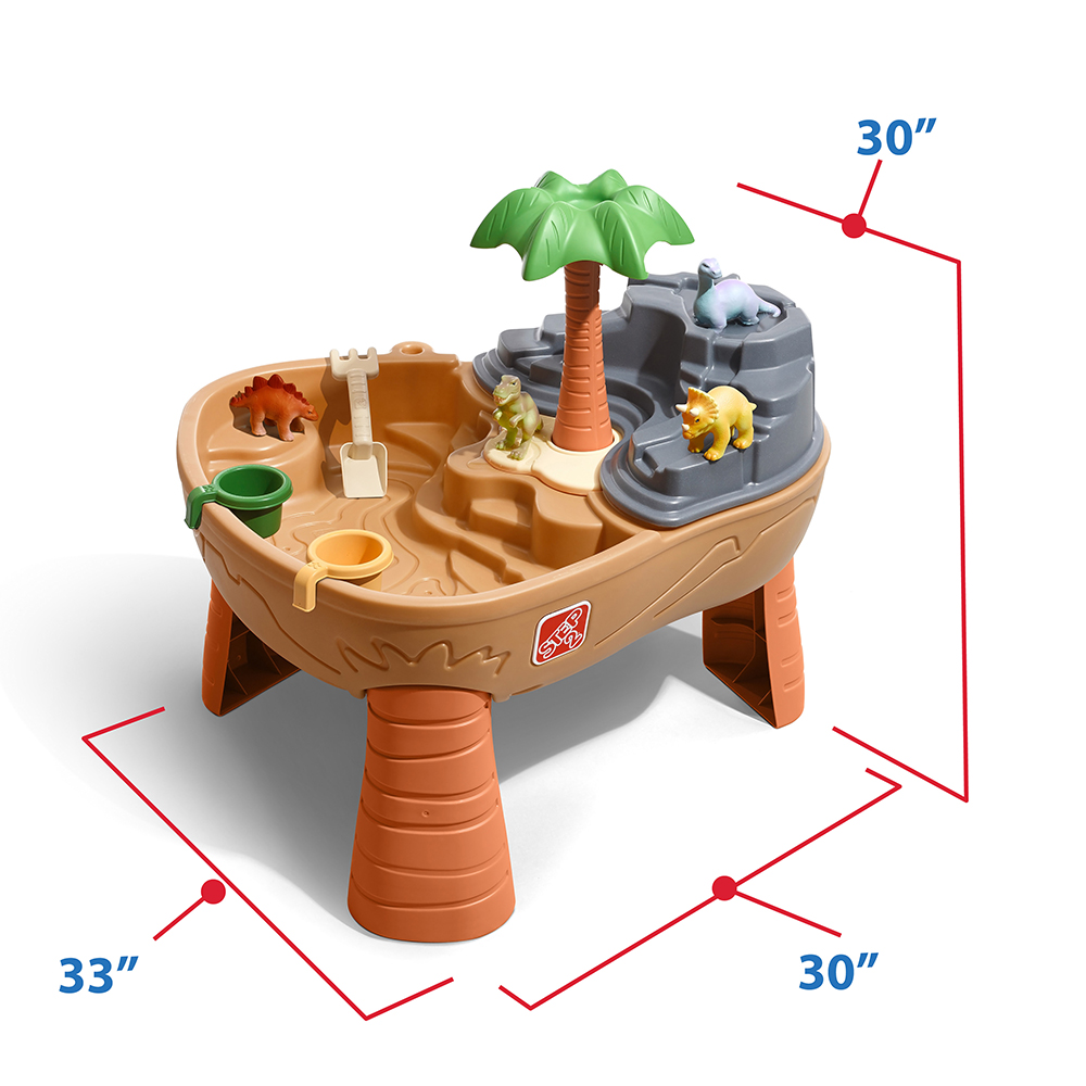 Step2 Dino Dig Sand & Table Table