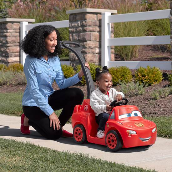 Step2 Disney Pixar Cars 3 Ride Around Push car