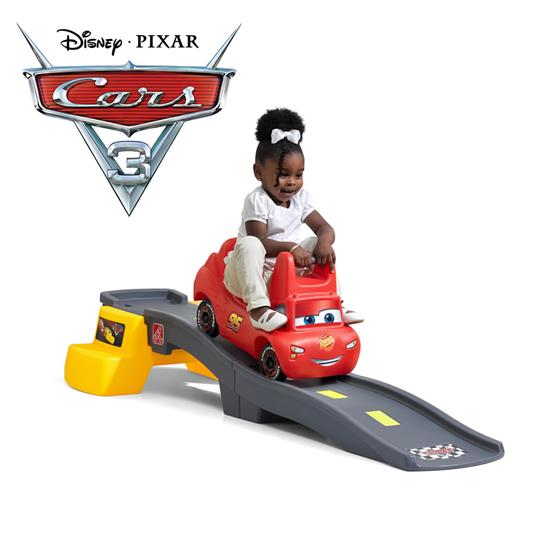 step2 Disney Pixar© Cars 3 Roller Coaster