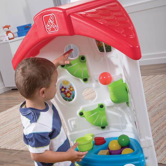 Step2 Toddler Corner House ball chute