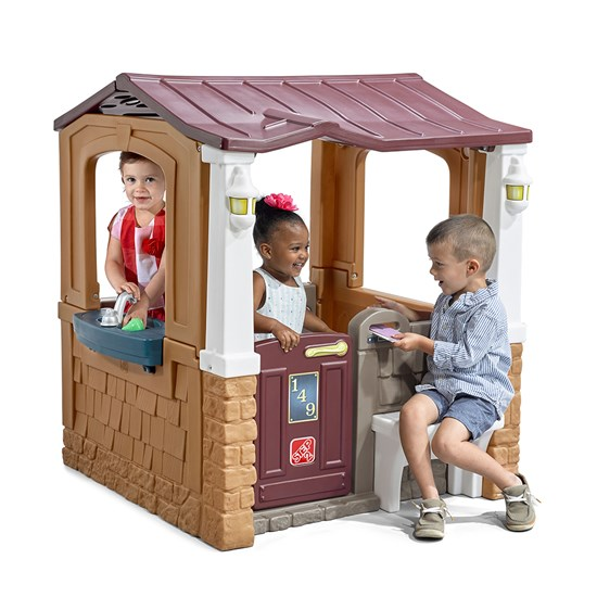 Step2 Porch View Playhouse