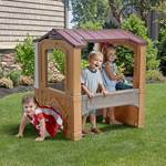 Step2 Porch View Playhouse dog door