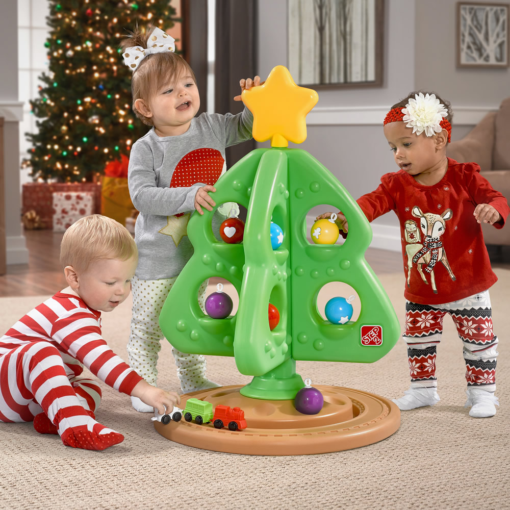 My First Christmas Tree Kids Pretend Play Step2