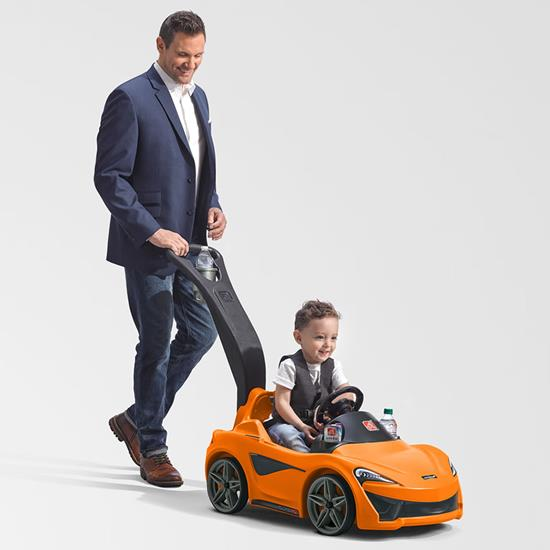 Step2 McLaren 570S Push Car