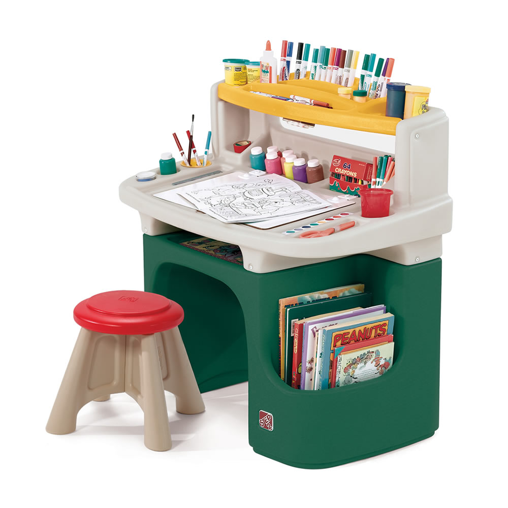 Art Master Activity Desk | Kids Art Desk | Step2
