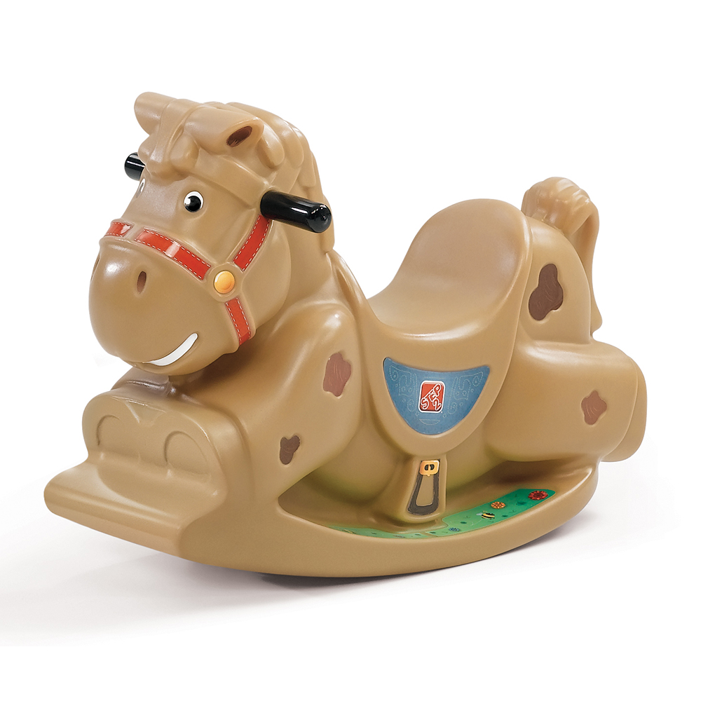 patches the rocking horse  kids rideon  step - patches the rocking horse™