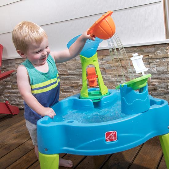 step2 swirlin seas water table