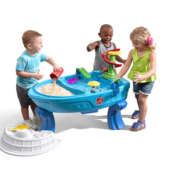 step2 fiesta cruise and and water table