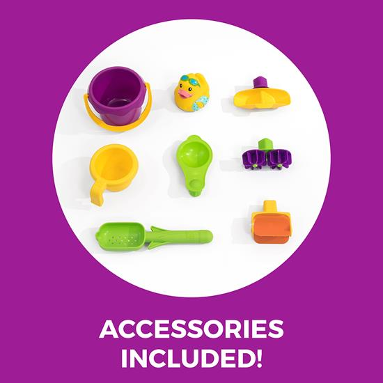 Step2 Summer Showers Splash Water Table accessories
