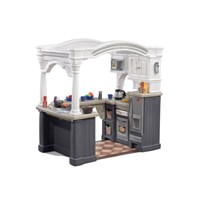 Grand Walk-In Kitchen™ - Gray