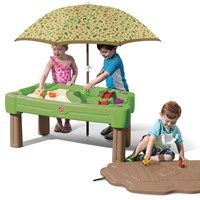 Cascading Cove Sand & Water Table w/ Umbrella™