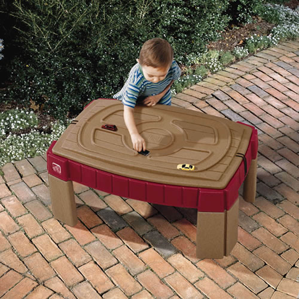 Step2 Naturally Playful Sand Table Lid with Molded in Roadways