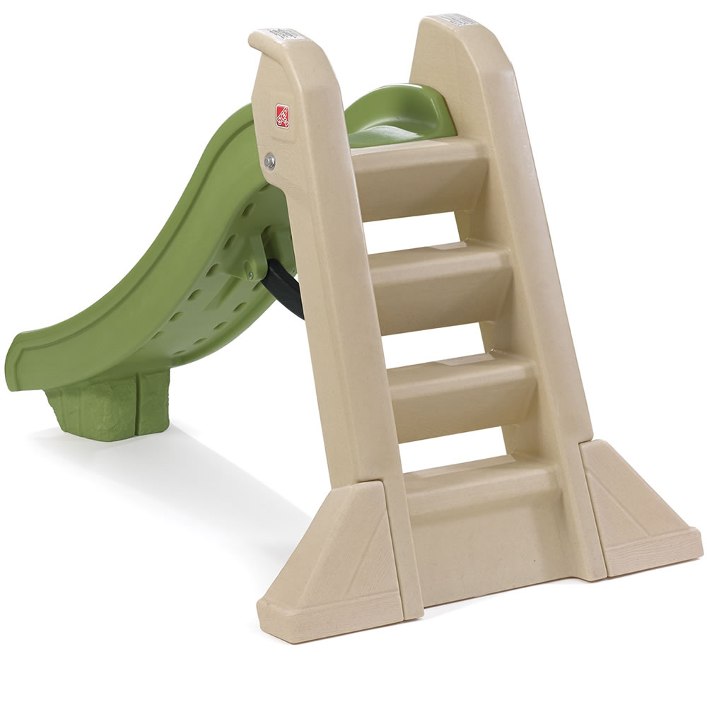 Step2 Naturally Playful Big Folding Slide Steps