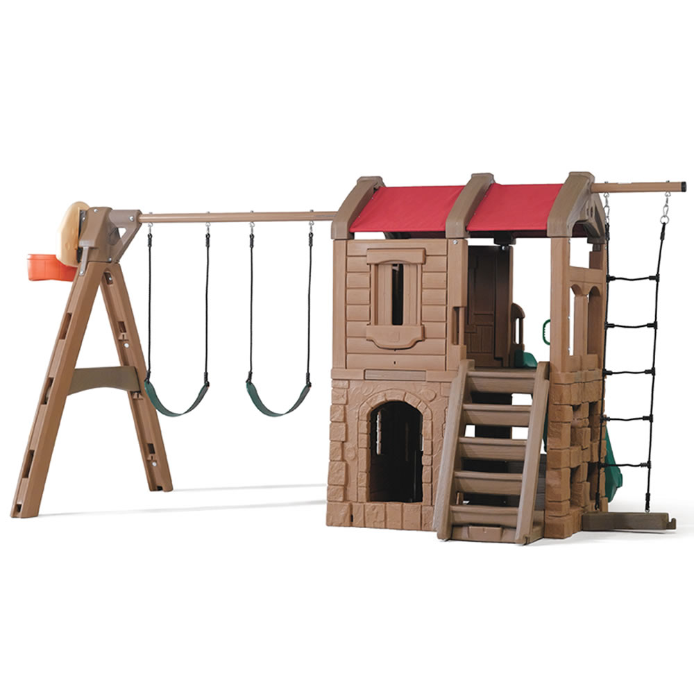 Parts For Naturally Playful Adventure Lodge Play Center Step2