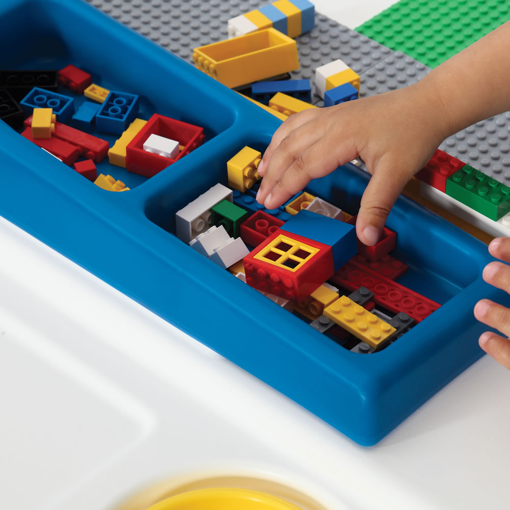 Step2 Build & Store Block & Activity Table Storage