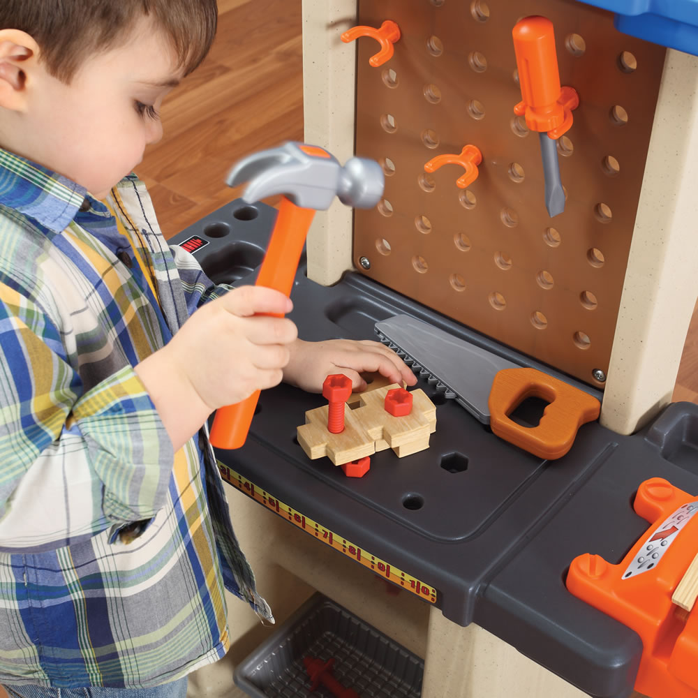 Step2 Handy Helper's Workbench Hammer