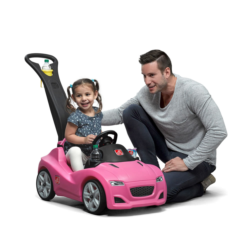 Parts For Whisper Ride Cruiser Pink Kids Ride On Step2