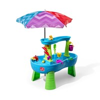 Rain Showers Splash Pond Water Table W/Umbrella™